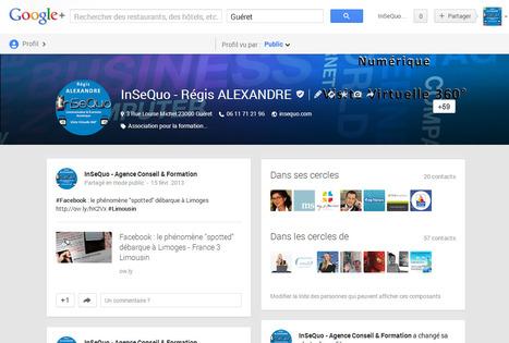 Le nouveau Google+ c'est une 41 nouveautés dont un nouveau design, application Hangouts et nouveautés photo. | Geeks | Scoop.it