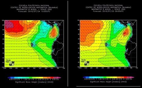 Advierten fuerte oleaje en la Cuenca Pacífica Colombiana - RCN Radio | Regiones y territorios de Colombia | Scoop.it