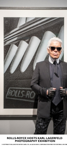 Rolls-Royce et Karl Lagerfeld | Up Couture Paris www.upcouture.com | Scoop.it