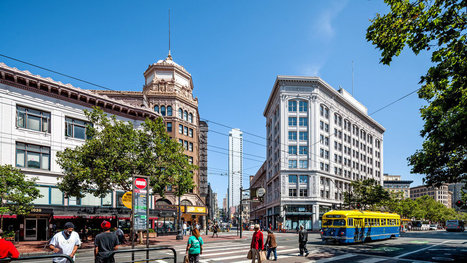 Urban Renewal, No Bulldozer. San Francisco Repurposes Old for the Future | Adaptive Cities | Scoop.it