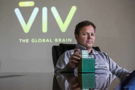 Viv : le petit frère de Siri est-il le futur de l'intelligence artificielle ? | Digital Marketing & E-business | Scoop.it