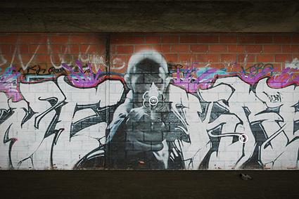 Graffiti Général, un air de 5Pointz à la française : Skeuds, le blog ... | Le Street Art - Art de la rue - Graffiti - TAG | Scoop.it