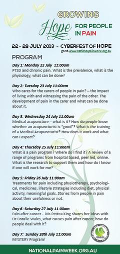 Home - National Pain Week | Health literacy | Scoop.it