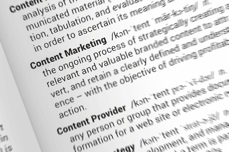 What is Content Marketing? An Explained Definition of Content Marketing | HiP Blog | HiP B2B | Inbound marketing, social and SEO | Scoop.it