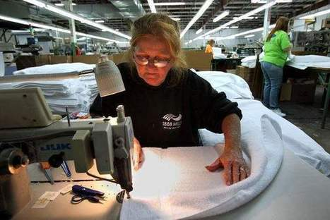 U.S. factory work returning, but the industry has changed | Made Different | Scoop.it