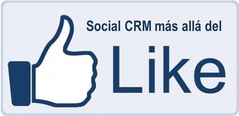 Social CRM, más que Facebook | Marketing estratégico | Scoop.it
