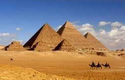 Pyramids of Giza, Egypt - Map, Location, History, Tour, Video | Travel | Scoop.it
