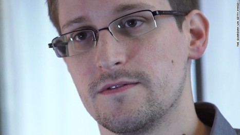 Fugitive and whistleblower Edward Snowden to speak from Russia at SXSW | Library Collaboration | Scoop.it