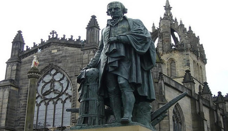 New Finding Offers Neurological Support for Adam Smith's Theories of Morality   Cognitive science   Scoop.it