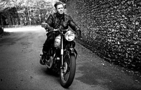THE LEGENDS OF BELSTAFF | Vintage Motorbikes | Scoop.it