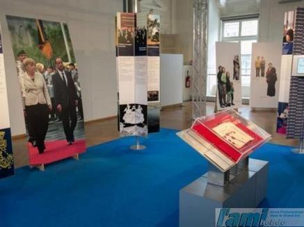 L'ami hebdo: De Gaulle/Adenauer : les bâtisseurs de l'amitié franco-allemande | 50e anniversaire du Traité de l'Elysée | Scoop.it