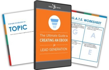 The Secrets to Creating a Lead-Generating Ebook [Video] | Virtual Assistants in France, Europe and around the world | Scoop.it