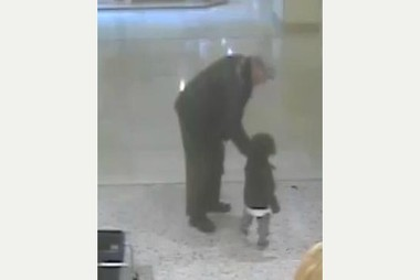 CCTV footage: Man approaches toddler in Intu Derby shopping centre in 'suspicious' incident | seguridad y defensa de bases aereas | Scoop.it