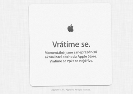"""Apple Store Says """"We'll Be Back"""" In 18 Different Languages [Gallery]   English Learning House   Scoop.it"""
