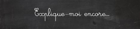 De courtes vidéographies pour expliquer un point de grammaire ... | Français Langue Étrangère | Scoop.it