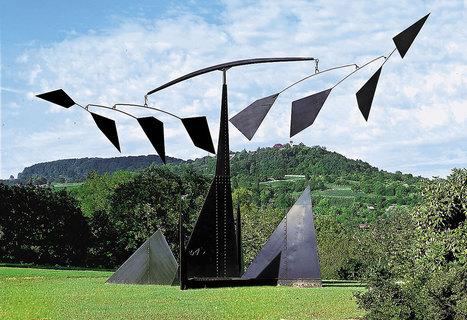 "Alexander Calder: ""the Tree"" | Art Installations, Sculpture, Contemporary Art | Scoop.it"