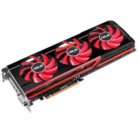 ASUS HD7990-6GD5 – AMD Radeon HD 7990 6 Go – Graphics Card | High-Tech news | Scoop.it