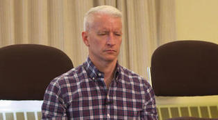 The newly mindful Anderson Cooper | Brain Food | Scoop.it