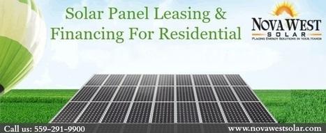 Fresno Solar Panels & Home Solar Companies   Leasing Solar Panels Fresno   Scoop.it