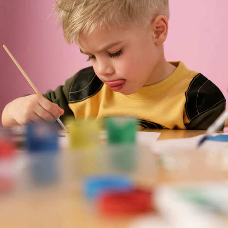 Why Do Kids Stick Out Their Tongues When They're Concentrating? | Montessori & 21st Century Learning | Scoop.it