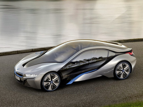 2015 BMW i8 The Most Progressive Sportcar | MyCarzilla | Super cars News | Scoop.it