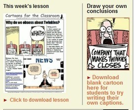 Great Resources and Tools for Teaching Using Comic Strips | Technology and language learning | Scoop.it