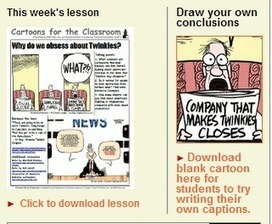 Great Resources and Tools for Teaching Using Comic Strips | Edtech PK-12 | Scoop.it