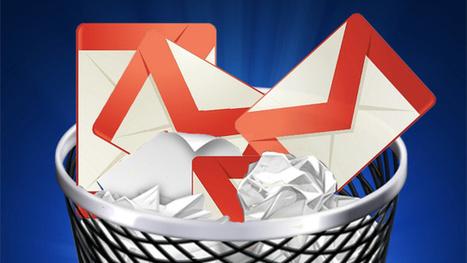 Faites le ménage dans votre boîte à lettres Gmail - Les Outils Google | netnavig | Scoop.it
