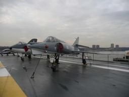Dassault Etendard IV M – WalkAround | History Around the Net | Scoop.it