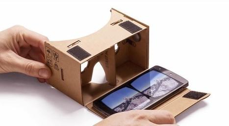 Google podría presentar unas nuevas gafas de realidad virtual este mismo año   Innovación   Scoop.it