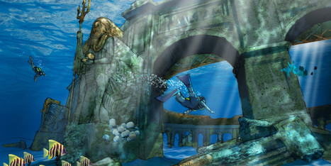 Wanna Go #ScubaDiving in The World's Largest Underwater Theme Park? | Scuba Diving | Scoop.it