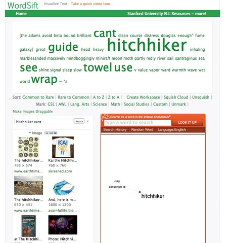 TECHY TOOLS FOR SCHOOLS & EFL: WORDSIFT | TELT | Scoop.it