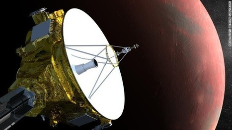 NASA's New Horizons wakes up for close-up with Pluto | Vloasis sci-tech | Scoop.it