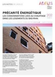 Strasbourg : Précarité énergétique - les consommations liées au chauffage dans les logements du bas-rhin | Dernières publications des agences d'urbanisme | Scoop.it
