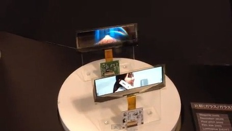 Flexible OLED Screen From Futuba Might Impress Us More Than Samsung's | MobileandSocial | Scoop.it