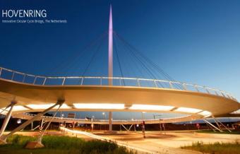 Hovenring, le pont flottant | Vélotourisme | Scoop.it
