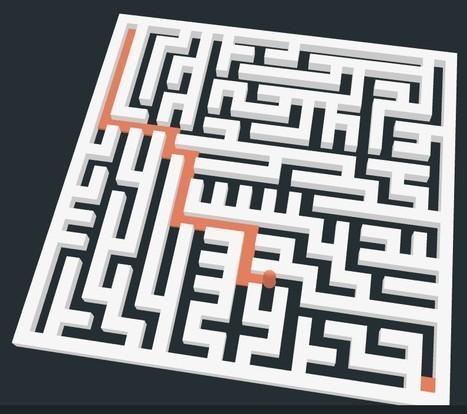 Three Maze : générateur de labyrinthes en ligne | TICE, Web 2.0, logiciels libres | Scoop.it