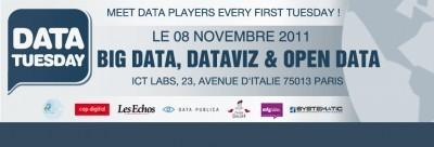 bluenove | Big Data, Dataviz et Open Data au premier DataTuesday | Design et opendata | Scoop.it