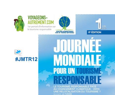 #JMTR12 en direct | Evénements Tourisme Responsable | Scoop.it