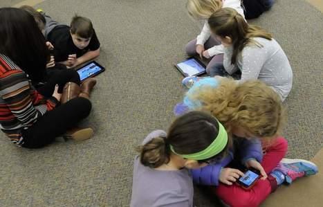Educational technology reshapes classrooms   teacherlibrarian   Scoop.it