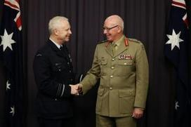 Air Marshal Mark Binskin confirmed as new Defence Force chief to replace General David Hurley | Australia's Global Links | Scoop.it