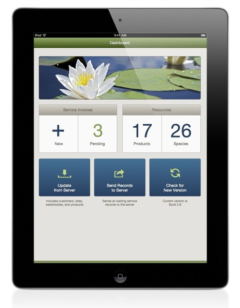 Water Quality Inspections Using iPads, FileMaker 12, and GoZync | Seedcode | All things Filemaker  Go | Scoop.it