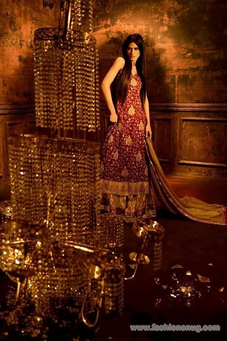 Mehdi Bridal Wear Dresses 2014 In Stores | Fashion Blog | Scoop.it