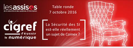La sécurité des systèmes d'information… un sujet de Comex ? | Security new's | Scoop.it