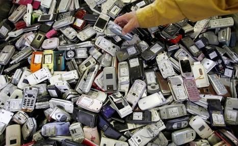 Chaque jour, 13 000 smartphones sont victimes d'abandon… | INFORMATIQUE 2015 | Scoop.it