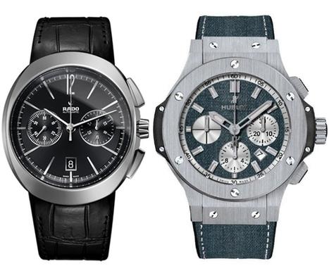 Heures actuelles : le rendez-vous des montres - Les Échos | Agence Pernet | Scoop.it