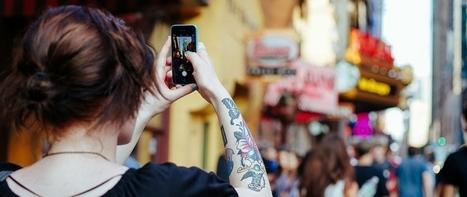 Médias : les ados en chiffres | Digital | Scoop.it