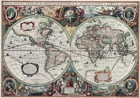Early World Maps | Developing Spatial Literacy | Scoop.it