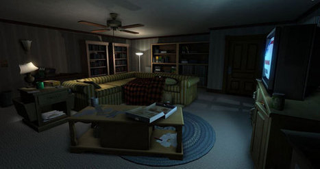 Why Gone Home Is So Immersive | Digital Archeology | Scoop.it