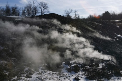 How a Garbage Fire Could Lead to New Antibiotics | Media Cultures: Microbiology in the news | Scoop.it